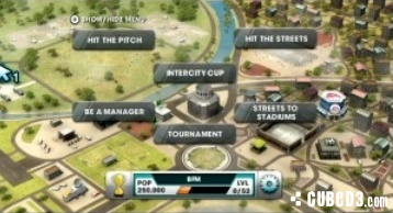 Screenshot for FIFA 13 on Wii - on Nintendo Wii U, 3DS games review