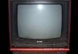 The Sharp Nintendo Television had which console built in?