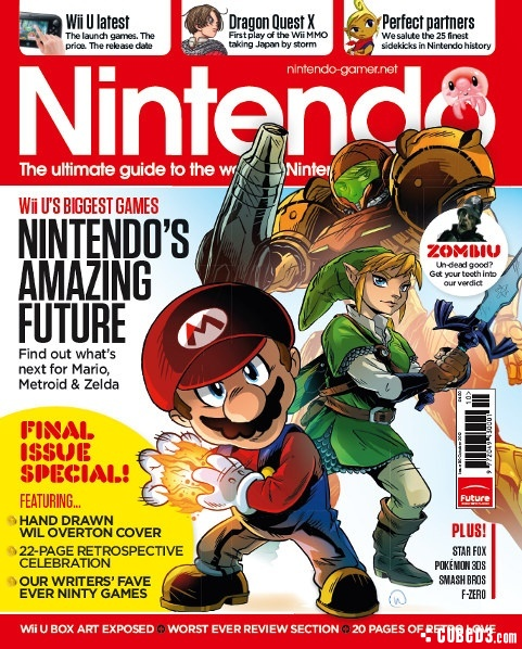Image for Final Issue of Nintendo Gamer Now on Sale