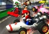 The Banisher belongs to which racer in Mario Kart DS?