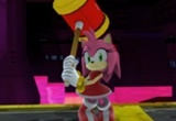 What's the name of Amy Rose's hammer?