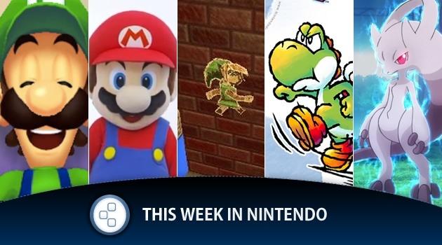 This week in Nintendo Wii U, 3DS, Wii News