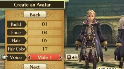 Screenshot for Fire Emblem: Awakening - click to enlarge