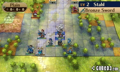 Screenshot for Fire Emblem: Awakening on Nintendo 3DS