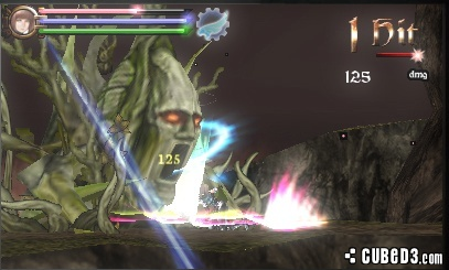 Screenshot for AeternoBlade on Nintendo 3DS