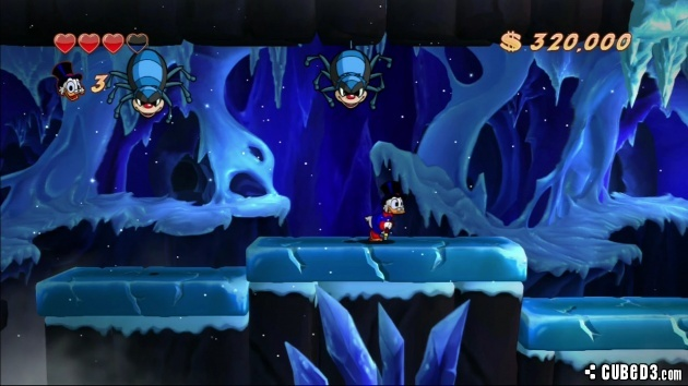 Screenshot for DuckTales Remastered on Wii U eShop - on Nintendo Wii U, 3DS games review