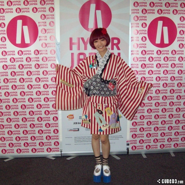 Image for Feature | MusiCube Interview with J-Pop Star, Yun*chi