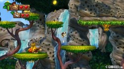 Screenshot for Donkey Kong Country: Tropical Freeze - click to enlarge