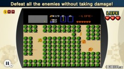 Screenshot for NES Remix - click to enlarge