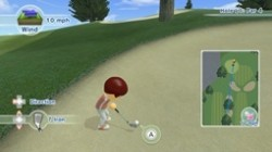 Screenshot for Wii Sports Club - Tennis - click to enlarge