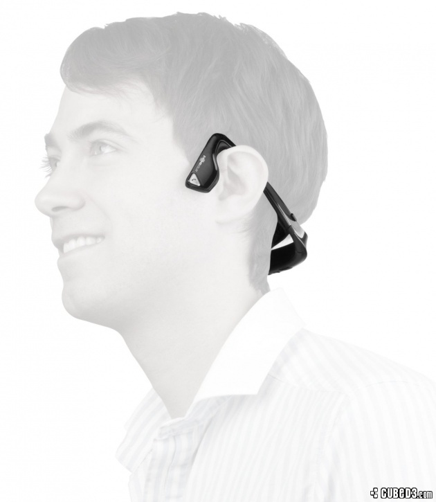 Image for Feature | Tech Up! AfterShokz Bluetooth Headset