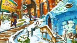 Screenshot for Professor Layton and the Azran Legacy - click to enlarge