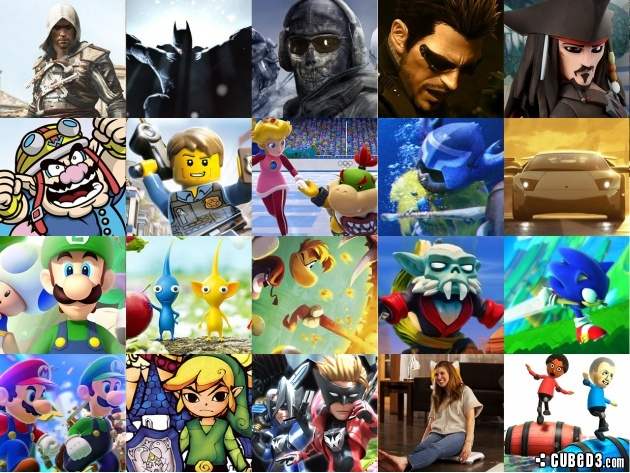New Wii U Games 2013 : Vote best nintendo wii u game page cubed