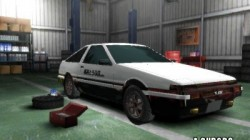 Screenshot for Initial D Perfect Shift Online - click to enlarge