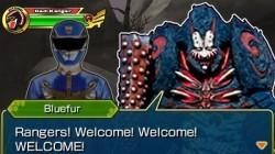 Screenshot for Power Rangers Megaforce - click to enlarge