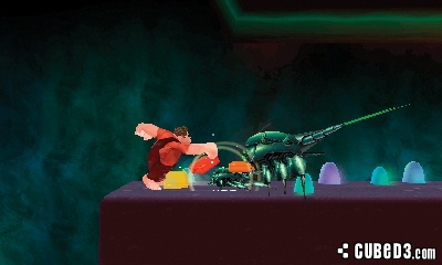 Screenshot for Wreck-It Ralph on Nintendo DS - on Nintendo Wii U, 3DS games review