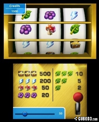 Screenshot for 50 Classic Games on Nintendo 3DS - on Nintendo Wii U, 3DS games review