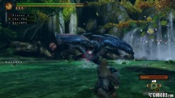 Screenshot for Monster Hunter 3 Ultimate (Hands-On) - click to enlarge