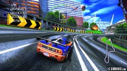 Screenshot for The 90s Arcade Racer - click to enlarge