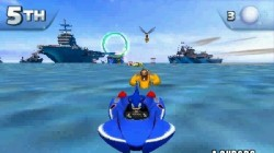 Screenshot for Sonic & All-Stars Racing Transformed - click to enlarge