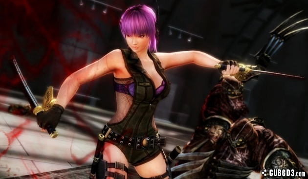 Image for Ninja Gaiden 3 Wii U getting new costumes and trials