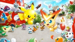 Screenshot for Pokémon Rumble U - click to enlarge