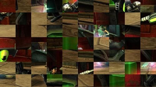 Scrambled Screenshot Quiz - Nintendo Quizzes - Cubed3 Evil Dark Sonic The Hedgehog