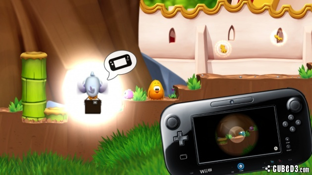 Image for Two Tribes Posts New Toki Tori 2 Wii U Features