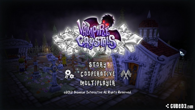 Screenshot for Vampire Crystals on WiiWare - on Nintendo Wii U, 3DS games review
