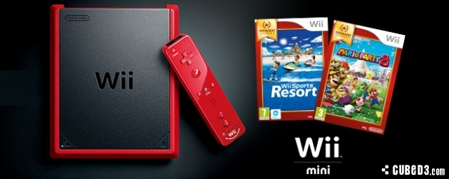 Image for Nintendo Confirms UK Date for Wii Mini