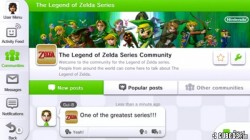 Screenshot for The Legend of Zelda: The Wind Waker - click to enlarge