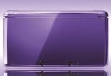 The Midnight Purple version of the 3DS launched alongside which game?
