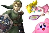 Which of these Nintendo franchises didn't get a self-titled release in 2012?