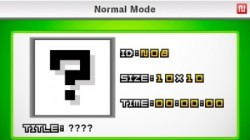 Screenshot for Picross e2 - click to enlarge