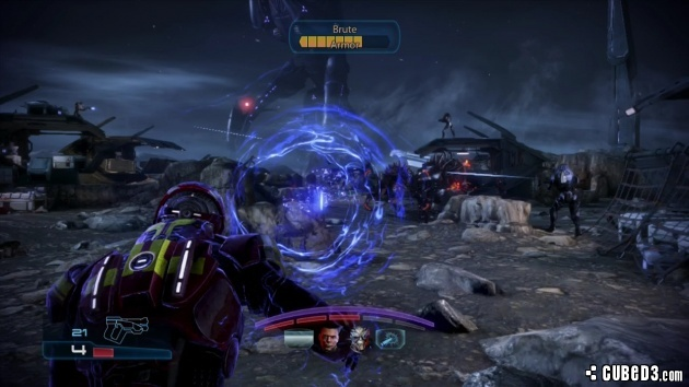 Screenshot for Mass Effect 3: Special Edition on Wii U - on Nintendo Wii U, 3DS games review