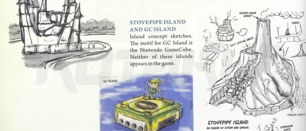 The Legend of Zelda: The Wind Waker - A Retrospective Discussion (Spoilers) Wind%20Waker%20Stovepipe%20Island