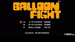 Screenshot for Balloon Fight - click to enlarge