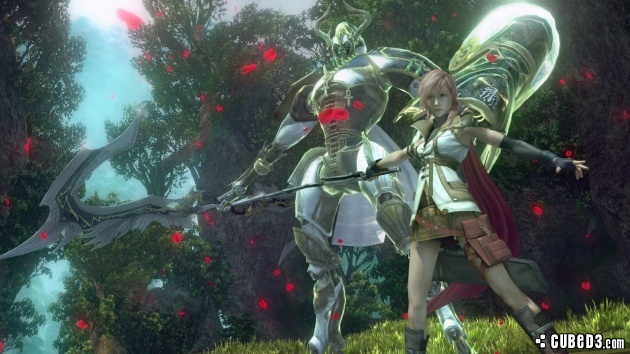 Screenshot for Final Fantasy XIII on PlayStation 3