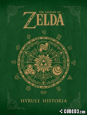 Image for Review | The Legend of Zelda: Hyrule Historia Book