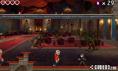 Screenshot for Hotel Transylvania on Nintendo DS - on Nintendo Wii U, 3DS games review