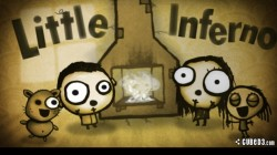 Screenshot for Little Inferno - click to enlarge