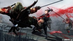 Screenshot for Ninja Gaiden 3: Razor