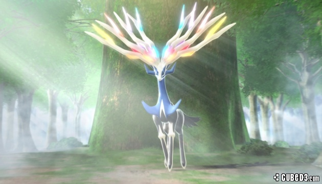 Screenshot for Pokémon X and Pokémon Y on Nintendo 3DS- on Nintendo Wii U, 3DS games review