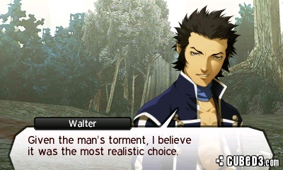 Screenshot for Shin Megami Tensei IV on Nintendo 3DS - on Nintendo Wii U, 3DS games review
