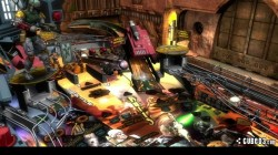 Screenshot for Star Wars Pinball - click to enlarge