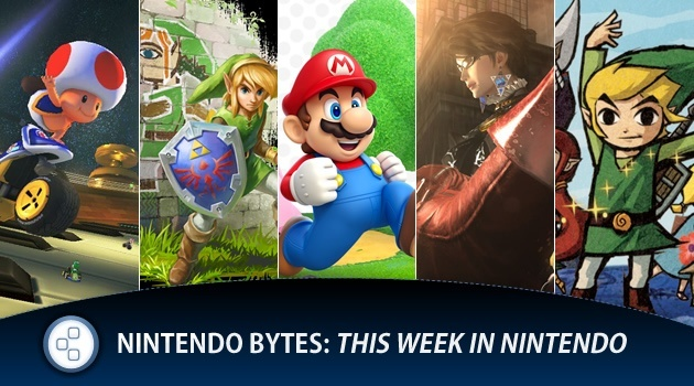 This week in Nintendo Wii U, 3DS, Wii News