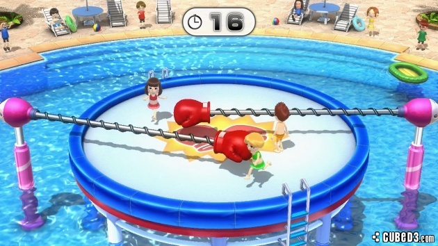 Screenshot for Wii Party U on Wii U- on Nintendo Wii U, 3DS games review