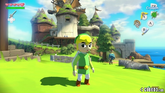 Image for E3 2013 | Zelda: Wind Waker Wii U Fixes Triforce Quest, Has Motion Controls