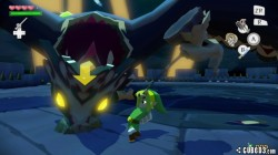 Screenshot for The Legend of Zelda: The Wind Waker HD - click to enlarge