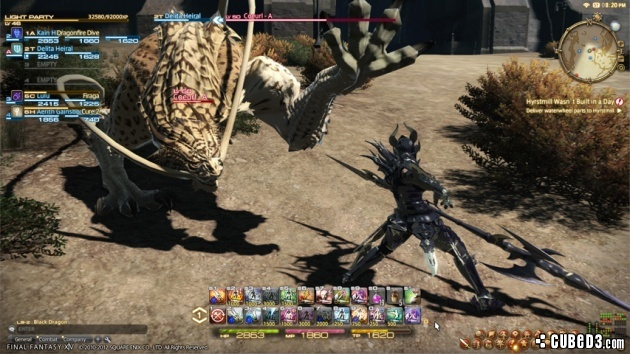 ffxiv2 Feature | Beyond the Cube Preview: Final Fantasy XIV: A Realm Reborn